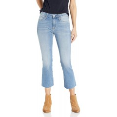 Mavi Anika Mid Rise Cropped Flare at Women's Jeans store