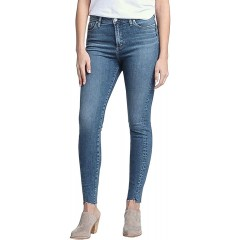 Silver Jeans Co. Women's Plus Size Note High Rise Skinny Jeans