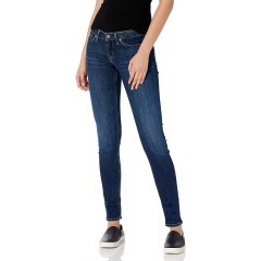 Silver Jeans Co. Women's Tuesday Low Rise Skinny Jeans