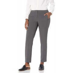 Kasper Women's Stretch Crepe Ankle Pant at Women's Clothing store