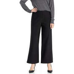 Tribal Women's Pull on Palazzo Pant in Compression Knit at Women's Clothing store