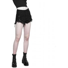 Street Fashion Women's Short Jeans Ripped Sexy Distressed Denim Shorts Casual Frayed Destroy Hot Pants
