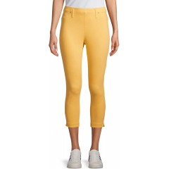 Time and Tru Sunstreak Heather Fitted Capri Jegging at Women's Clothing store