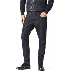 G-Star Raw Men's 3301 Tapered Fit Pant In Brooklyn Denim Raw at  Men's Clothing store