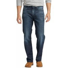 Silver Jeans Co. Men's Grayson Easy Fit Straight Leg Jeans at Men's Clothing store