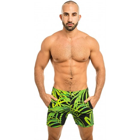 Taddlee Swimwear Men Swimsuits Swimming Boxer Briefs Surfing Trunks with Pockets |