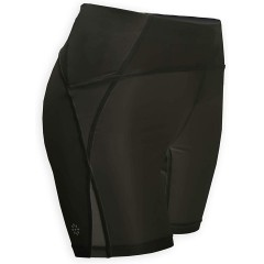 RIP-IT Women's 5 Inch Period-Protection Compression Short at Women's Clothing store